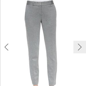 Theory testra knit trouser pant